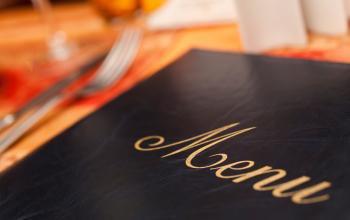 Menu - Restaurant Hertog Jan op 't Water in Uithoorn